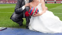 Weddings at the Camp Nou