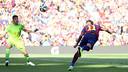 Le but d'un Neymar opportuniste / MIGUEL RUIZ-FCB