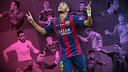 The 12 players who have won their first League with Barça/FCB