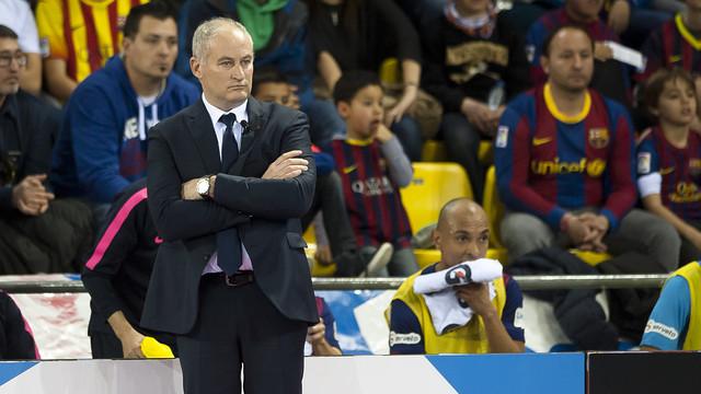 Carmona se muestra confiado con sus jugadores