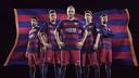 Barça new blaugrana kit / NIKE