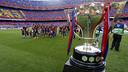 Le 23ème titre en Liga, célébré au Camp Nou / MIGUEL RUIZ - FCB