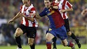 Messi during the 2009 Final / MIGUEL RUIZ - FCB