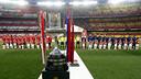 Barça win the Spanish Cup at Camp Nou  / MIGUEL RUIZ - FCB