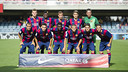 Juste, Lucas y Quinti son las novedades del filial para visitar al Recreativo de Huelva / FCB-VICTOR SALGADO