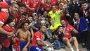Xile, campiona d'Amèrica