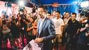 Josep Maria Bartomeu casts his vote / FCB