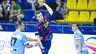Gómez, un dels joves blaugranes que jugaran el Mundial junior / FOTO:ARXIU-FCB