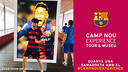 The best photo for July at the Camp Nou Experience / FCB
