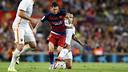 Leo Messi a marqué son 5ème but lors d'un Gamper / MIGUEL RUIZ-FCB