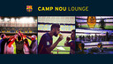The Camp Nou Lounge photo competition was a huge success / FCB