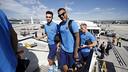 Alves, cap a Bilbao / MIGUEL RUIZ - FCB