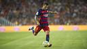 Dani Alves in preseason action against Roma / VÍCTOR SALGADO - FCB