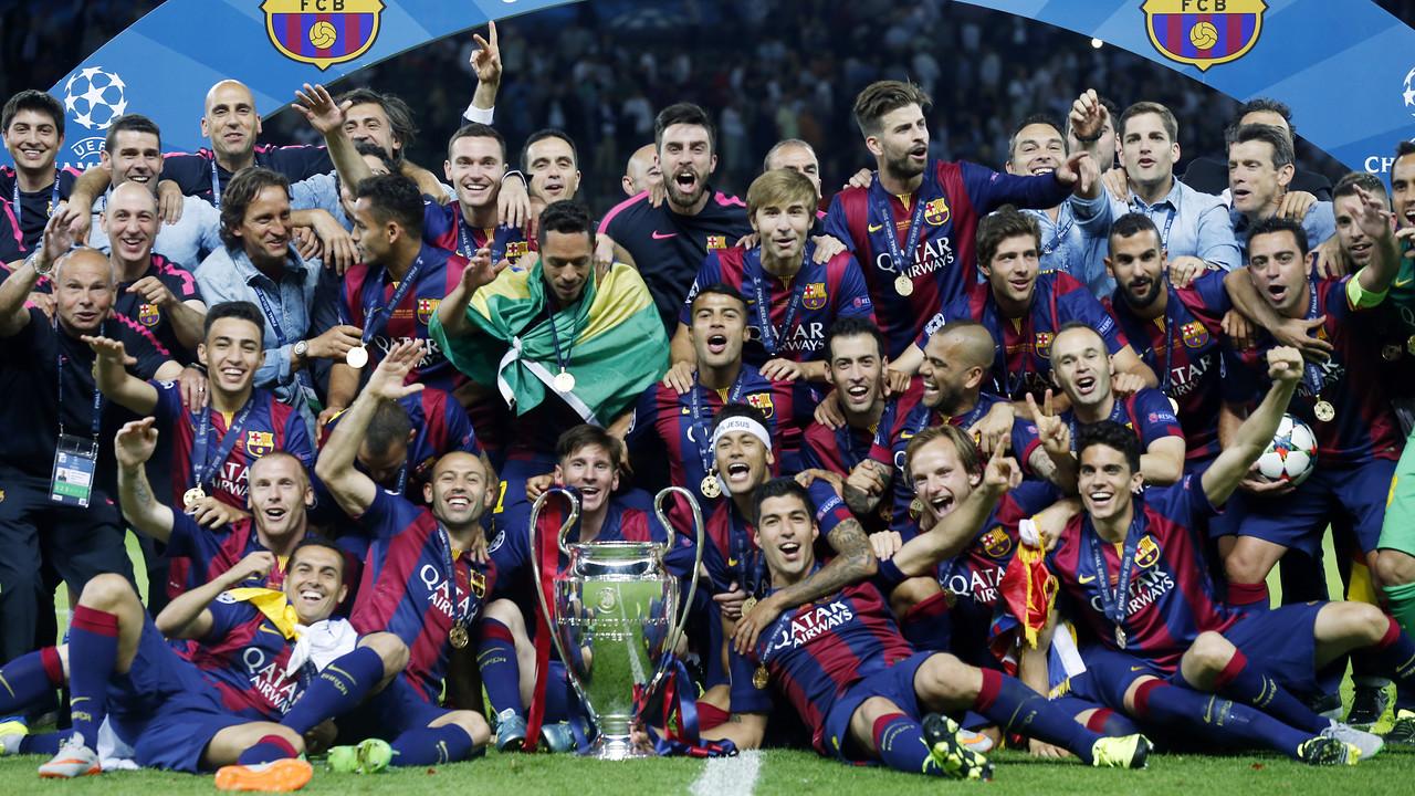 Els rivals del FC Barcelona en una nova edició de la Champions / FCB