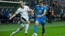 Imagen del enfrentamiento entre el BATE Borisov y el Belshina / www.fcbate.by
