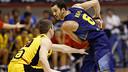 Pau Ribas will represent Spain at Eurobasket 2015 / FEB