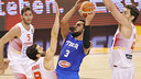 Ribas in action against Italy / FIBA.com