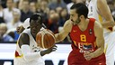 Pau Ribas faces Schröder in Spain's game with Germany / ACB.COM