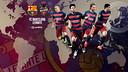 Levante visit Camp Nou on Sunday at 8.30pm CET. / FCB