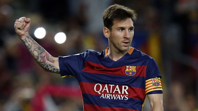 Messi in action against Levante / MIGUEL RUIZ-FCB