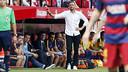 Luis Enrique au Sanchez Pizjuan / MIGUEL RUIZ - FCB