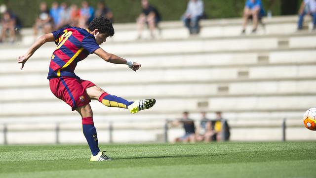 Барселона U-19, Байер U-19