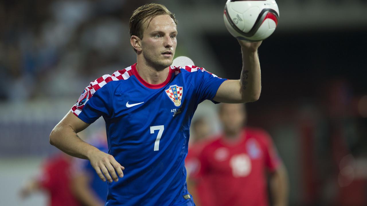 Rakitic is with Croatia this week. / Drago Sopta - HNS