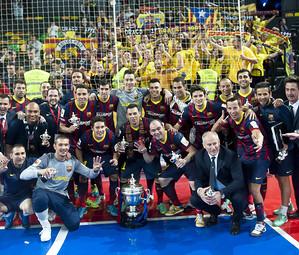 El Barça Lassa té tots els rècords de la Copa del Rei