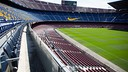 Camp Nou has a capacity of 99,354 / FCB