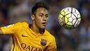 Neymar in action agianst Celta / MIGUEL RUIZ-FCB