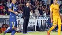 Luis Enrique, à Getafe/ MIGUEL RUIZ - FCB