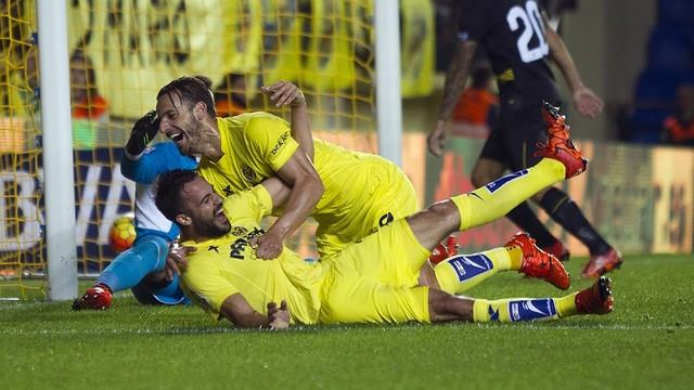 Villarreal earned their first win in four against Sevilla / www.villarrealcf.es