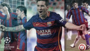 Leo Messi has gone on to score a total of 77 Champions League goals