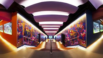 Túnel de vestidors