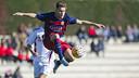 Empat sense gols del Juvenil A / VICTOR SALGADO - FCB