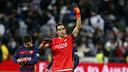 Bravo est intervenu brillamment sept fois devant les assauts du Real Madrid / MIGUEL RUIZ - FCB