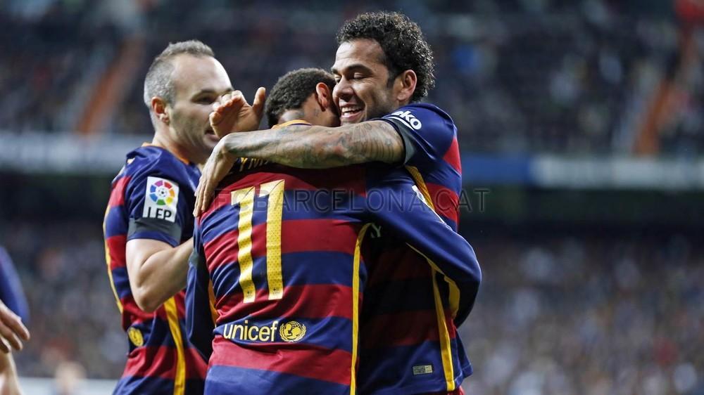 آلوز: من به نیمار گفتم که بارسلونا را انتخاب کند