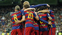 It was a wonderful night at the Bernabéu in so many different ways / MIGUEL RUIZ - FCB