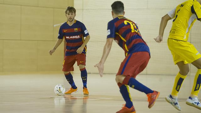 El Barça Lassa B sumó tres puntos muy importantes en Lugo