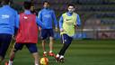 Leo Messi training / MIGUEL RUIZ - FCB