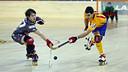 Marc Gual in action against Breganze/ MIGUEL RUIZ - FCB