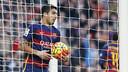 Luis Suárez marcó un gol contra la Real Sociedad / MIGUEL RUIZ - FCB