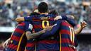 Le Barça a marqué 20 buts lors des cinq derniers matchs / MIGUEL RUIZ - FCB