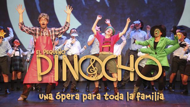El peque o pinocho for Teatre villarroel infamia