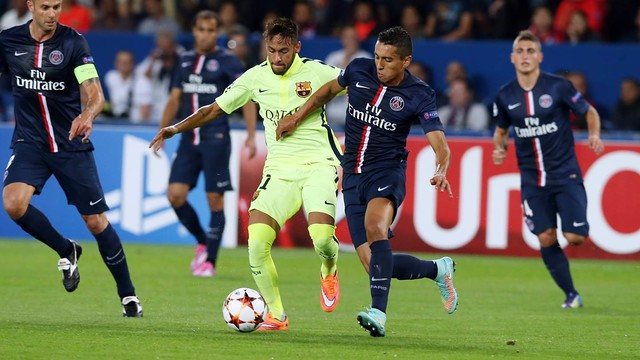 Paris Saint Germain is the only team so far that will defnitely be one of Barça's possible opponents / FCB