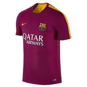 NEW FC BARCELONA PRE-MATCH JERSEY