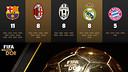 Le FC Barcelone est le Club ayant remporté le plus de Ballons d'Or