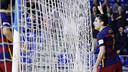 Dyego scored five goals for Barça Lassa in January / MIGUEL RUÍZ