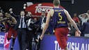 Justin Doellman helped secure a dramatic late win / EUROLEAGUE