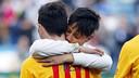 El Barça es va imposar a Màlaga / MIGUEL RUIZ-FCB